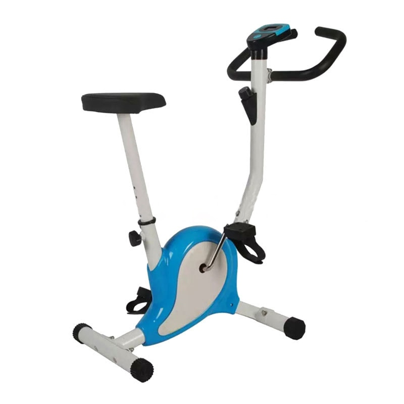 Bicicleta de ejercicio magnética para el hogar, entrenamiento de salud, mini bicicleta giratoria interior, paso a paso, cardio, equipo de fitness aeróbico, carga 100Kg HH-013