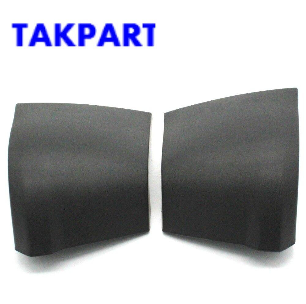 Tapones de esquina para parachoques trasero con conexión para Ford Transit TAKPART con clips, lado izquierdo/Derecho 4420160 4420161