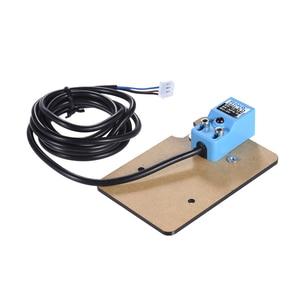 Funssor Upgrade Auto Self-Leveling Heatbed Position Adjustment Inductive Proximity Sensor for Anet/Prusa i3 3D Printer
