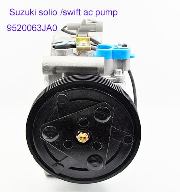 Embrague de compresor para Suzuki Solio Swift 9520063JA0 9520063JA1 110mm 4PK