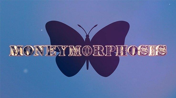 Trucos de magia Moneymorphosis de Dallas Fueston y Jason Bird