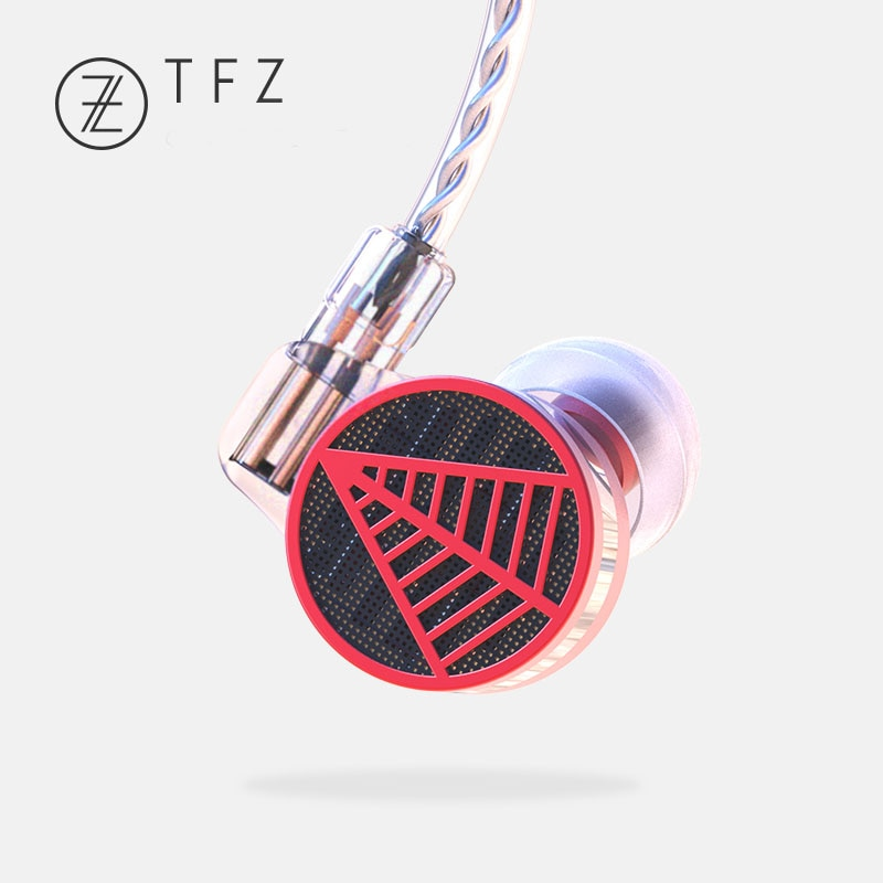 TEQUILA TFZ 1 2-pin 0.78 milímetros de Música de Alta Fidelidade Audiophile HiFi Monitor de Estúdio Destacável MMCX Earbud Fone de ouvido Dinâmico