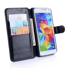 Wallet Leather Case for Doogee X9 / X9 Pro Luxury Retro Flip Coque Phone Bag Cover For Doogee X9 Pro