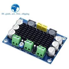 TZT TPA3116 D2 TPA3116DA DC 12V 24V 100W Mono kanałowy cyfrowy płyta wzmacniacza Audio TPA3116D2 duża pojemność pokładzie