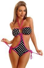 Newstyle Pin-Up Monokini 4F4173 discount swimwear swimsuit bikini Free shipping