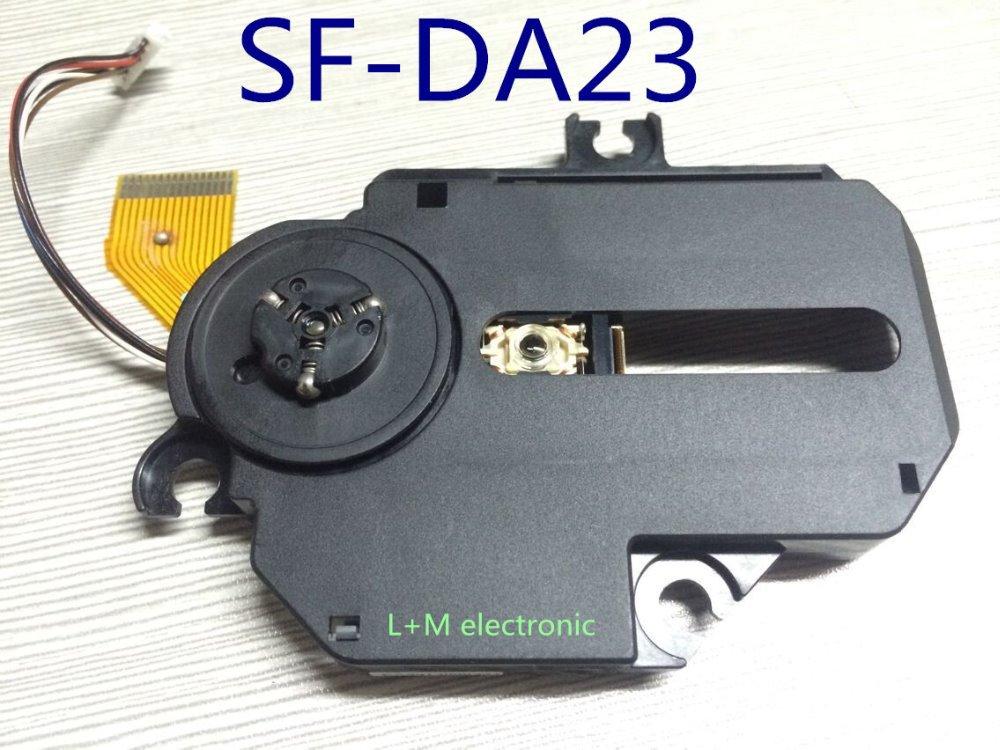 SF-DA23 SF-DA23R SF-P200 Brand New Rádio Cd Laser Lens Lasereinheit Optical Bloc Optique Pick-ups