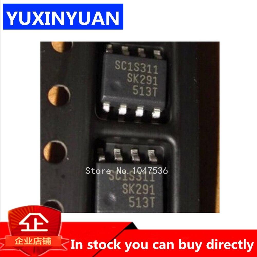 5 PÇS/LOTE SSC1S311 SC1S311 SOP8 LCD chip de gerenciamento de energia IC