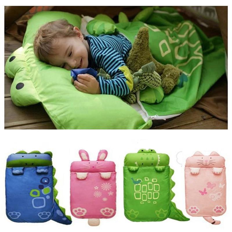 Baby Bedding Baby Sleeping Bags Kids Sleeping Sack Infant Toddler Winter Sleeping Bag Cartoon Animals Sleep Bag 0 1 2 3 4 Year