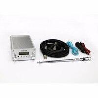 Free Shipping NIORFNIO T6B 1W/6W PC Control & Bluetooth PLL FM Wireless Remote Extender Transmitter Kit 76~108 MHz Adjustable