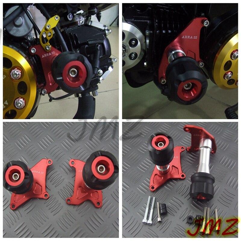 Защита двигателя мотоцикла с ЧПУ для HONDA Grom MSX125 MSX125SF защита двигателя