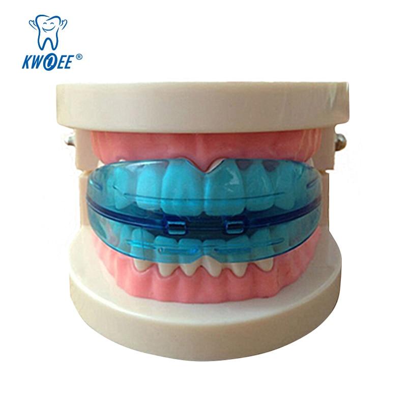 1 pieza Aparato de ortodoncia Dental, boquillas de tirantes de alineación de dientes órtesis Dental, herramienta de blanqueamiento de dientes