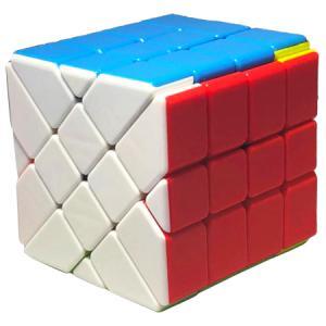 FanXin de 4x4x4 YiLeng cubo fisher Stickerless
