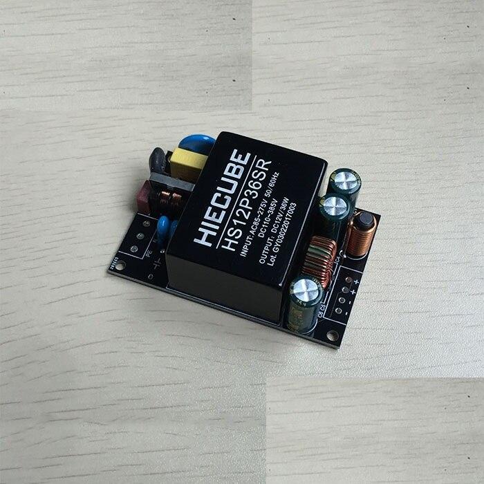 AC-DC الطاقة وحدة 12V3A 220V إلى 12V التجريبي الفرقة EMC تصفية حجم صغير CE شهادة حقيقية
