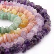 4x6-5x9mm forme libre perles de forme irrégulière perles de pierre naturelle pour collier à faire soi-même Bracelets boucle doreille fabrication de bijoux 15