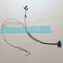 Nouveau câble dorigine pour ordinateur portable/ordinateur portable LCD/LED/LVDS pour Asus ROG Strix FX504 FX504GM FX504GD FX504GE FX504GM FX80 FX80G
