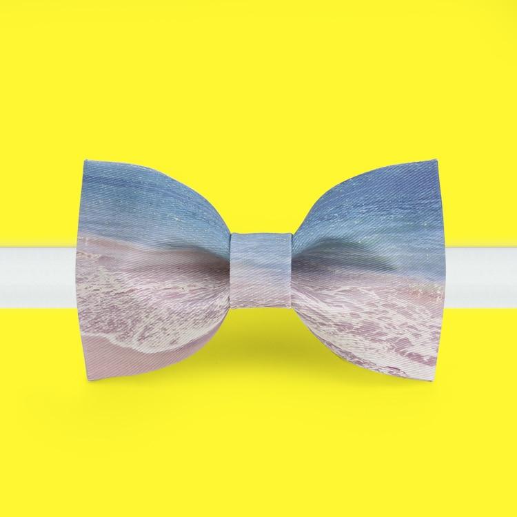Free Shipping New Male men's fashion casual Original design bowknot female  groom dress bow tie pot beach
