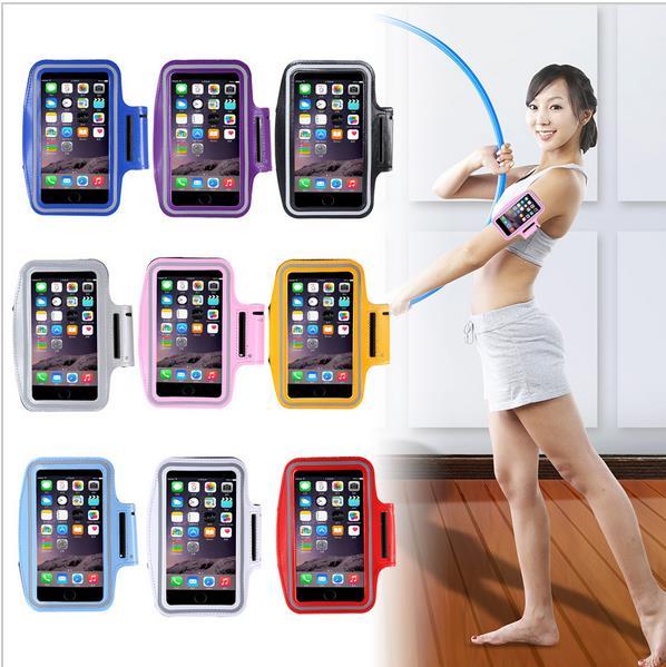 Caso para LG G2 G3 G4 G5 G6 V10 V20 V30 K10 K7 K8 K4 17 deportes caso entrenamiento soporte para Google Nexus 5 bolsa de brazo