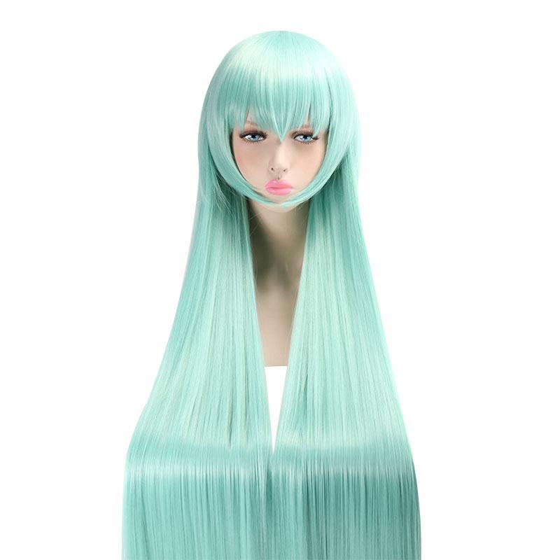 HSIU Fate/Grand Order Косплей Парик Kiyohime костюм играть парики Хэллоуин анимация аниме волосы(Fate/Grand Order Cosplay Wig Kiyohime  Costume Play Wigs)