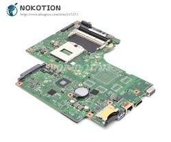 Nokotion para lenovo ideapad g710 computador portátil placa mãe hm86 gma hd4600 ddr3l dumbo2 11s90004884 11s90004376 placa principal