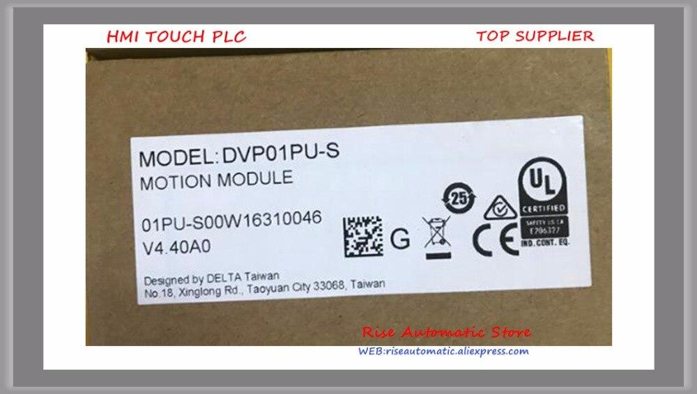 New Original Positioning Module DVP01PU-H2 DVP01PU-S 200kHz
