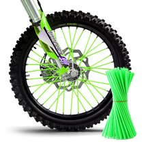 72 sztuk Uniwersalny Dirt Bike Enduro Off Road Motorcycle Wheel Spoke Rim Shrouds Skins Osłona dla Honda Yamaha Aprilia KTM kawasaki