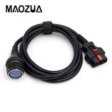 C5 16 контактный основной кабель MB Star C4 SD, соединение Compact 4 для главного тестирования кабеля мультиплексора, Автомобильные диагностические инструменты, адаптеры, аксессуары