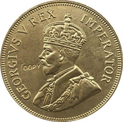 Cyprus 1930 1 Piastre coins COPY  32MM