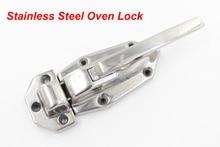 Stainless Steel Oven Door Lock Small Oven Latch Handle