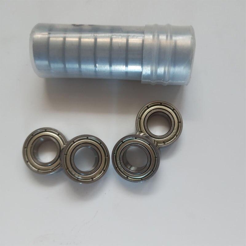 10pcs High Precision 684ZZ 684 684Z 62/84ZZ  Miniature Ball Bearing Deep Groove Shielded Metal Bearings  4X9X4 mm