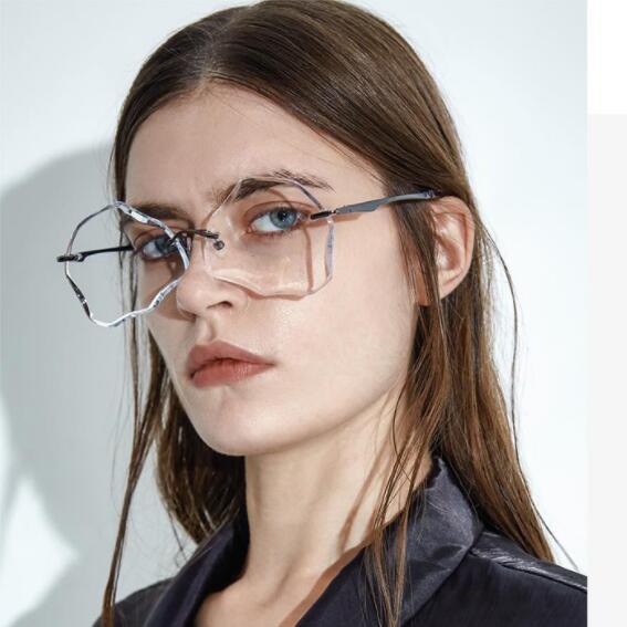 2019 pétalo Vintage Sunglasses mujeres hombres pasarela Rosa moda irregular gafas de sol de mujer UV400