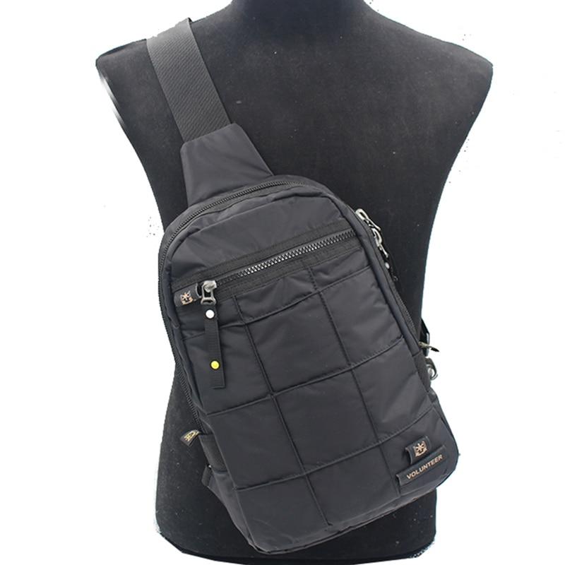 Модный мужской рюкзак-слинг, нагрудная сумка через плечо, военный штурмовой дорожный Водонепроницаемый ранец из ткани Оксфорд, рюкзак