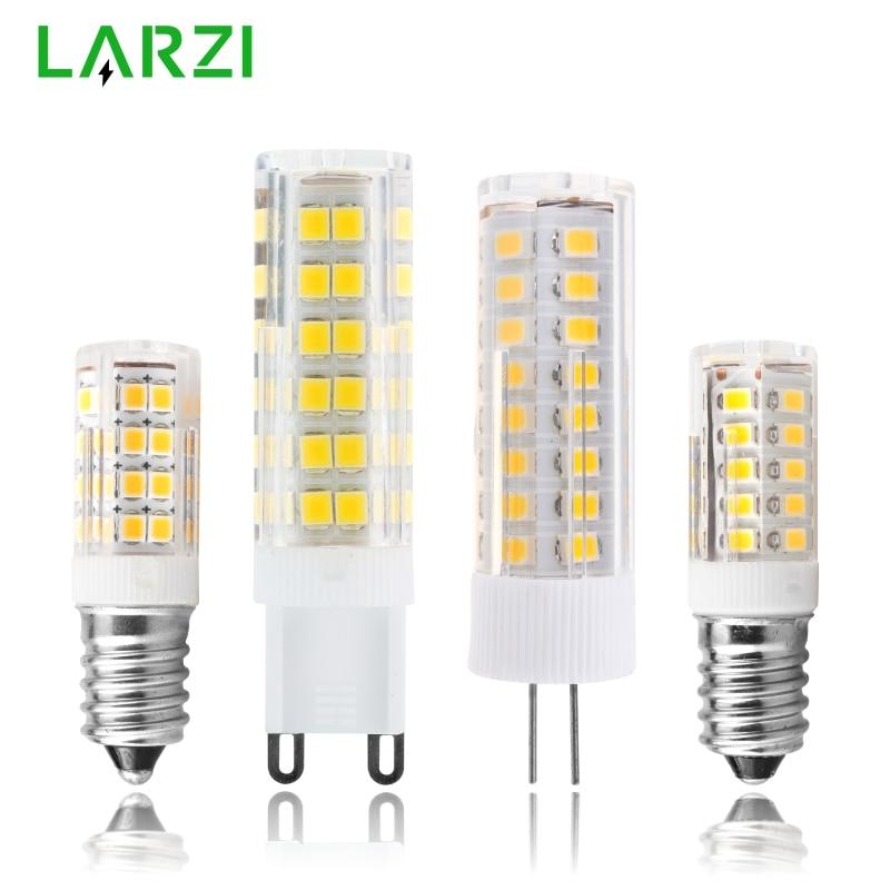 AliExpress - LED Bulb E14 G4 G9 3W 4W 5W 7W Mini LED Lamp AC 220V-240V LED Corn Bulb SMD2835 360 Beam Angle Replace Halogen Chandelier Lights
