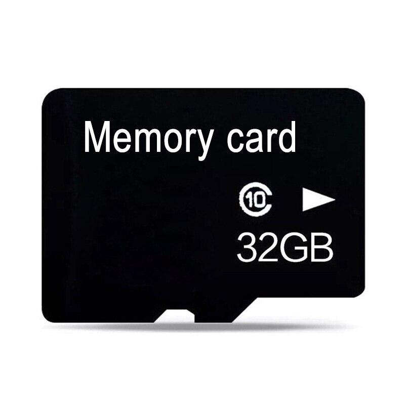 Карта памяти Micro SD TF, 32 ГБ, 16 ГБ, 8 ГБ, класс 10, карты TF, карты MicroSD для планшета, телефона, камеры, Прямая поставка