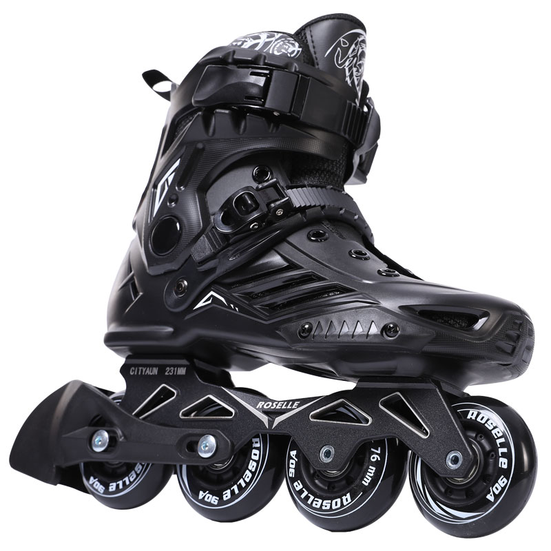 Inline Speed Skates Shoes Hockey Roller Skates Sneakers Rollers Women Men Roller Skates For s Skates Inline Professional