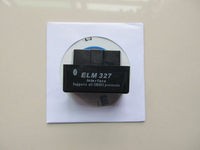 Super Mini Elm327 Bluetooth Obd Ii 2.1 Supports All OBD2 Protocols Works On Android Auto Scan Tool