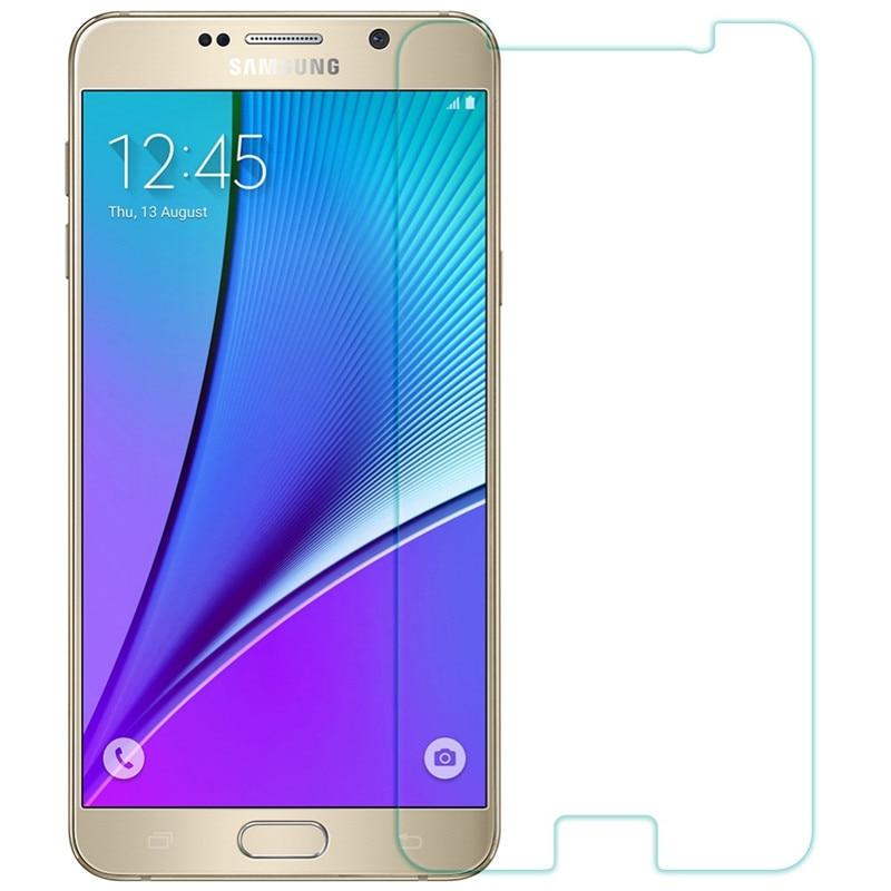 Закаленное стекло для Samsung Galaxy Note 5 Note5 N9200 N920 защитная пленка