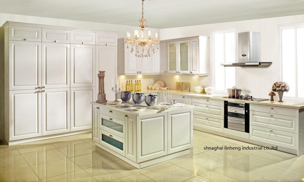 PVC/vinyl kitchen cabinet(LH-PV054) pvc vinyl kitchen cabinet lh pv032