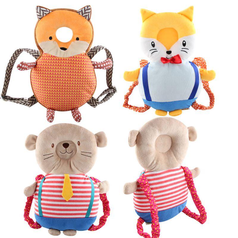 Новый защитный рюкзак для малышей, защитная подушка для головы, регулируемые подушки безопасности для младенцев, Защитные подушки для детс...