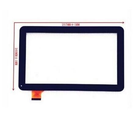 "Witblue nueva pantalla táctil para 10,1 ""IRBIS TZ10 3G TZ18 TZ19 Tablet panel táctil digitalizador Sensor de vidrio reemplazo envío Gratis"