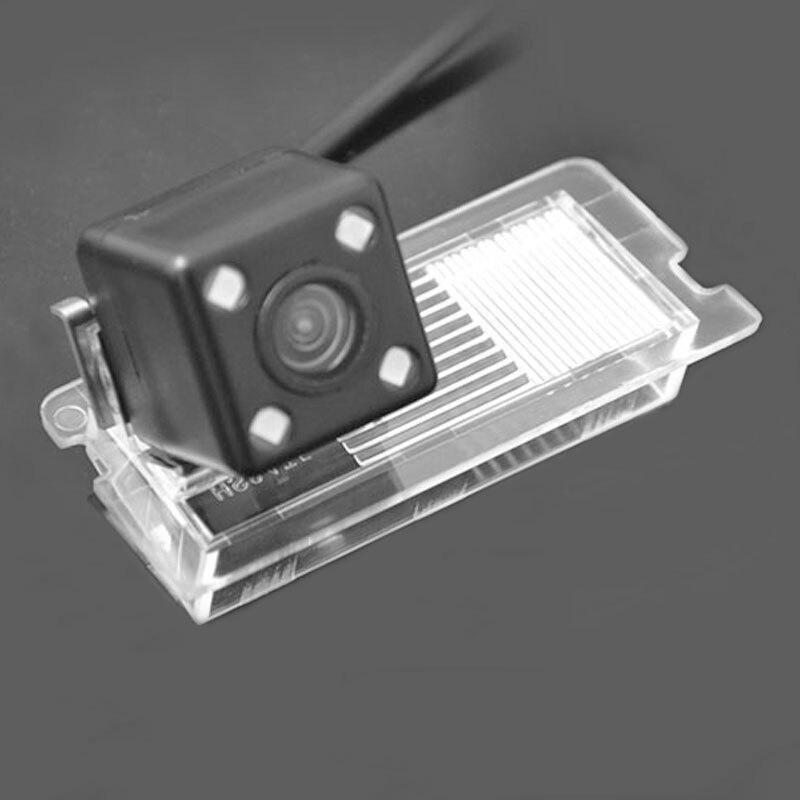 Alambre de wireless ccd de LED de la visión nocturna trasera de coche cámara de aparcamiento para chery A3. M1 QQ Fulwin 2 sedán. chery Tiggo