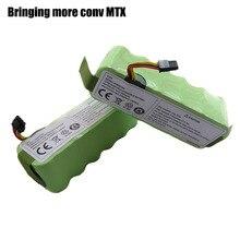Hot Battery for Kitfort KT504 Haier T322 T321 T320 T325/Panda X500 X580 X600/Ecovacs Mirror CR120/Dibea X500 X580 Robotic Vacuum
