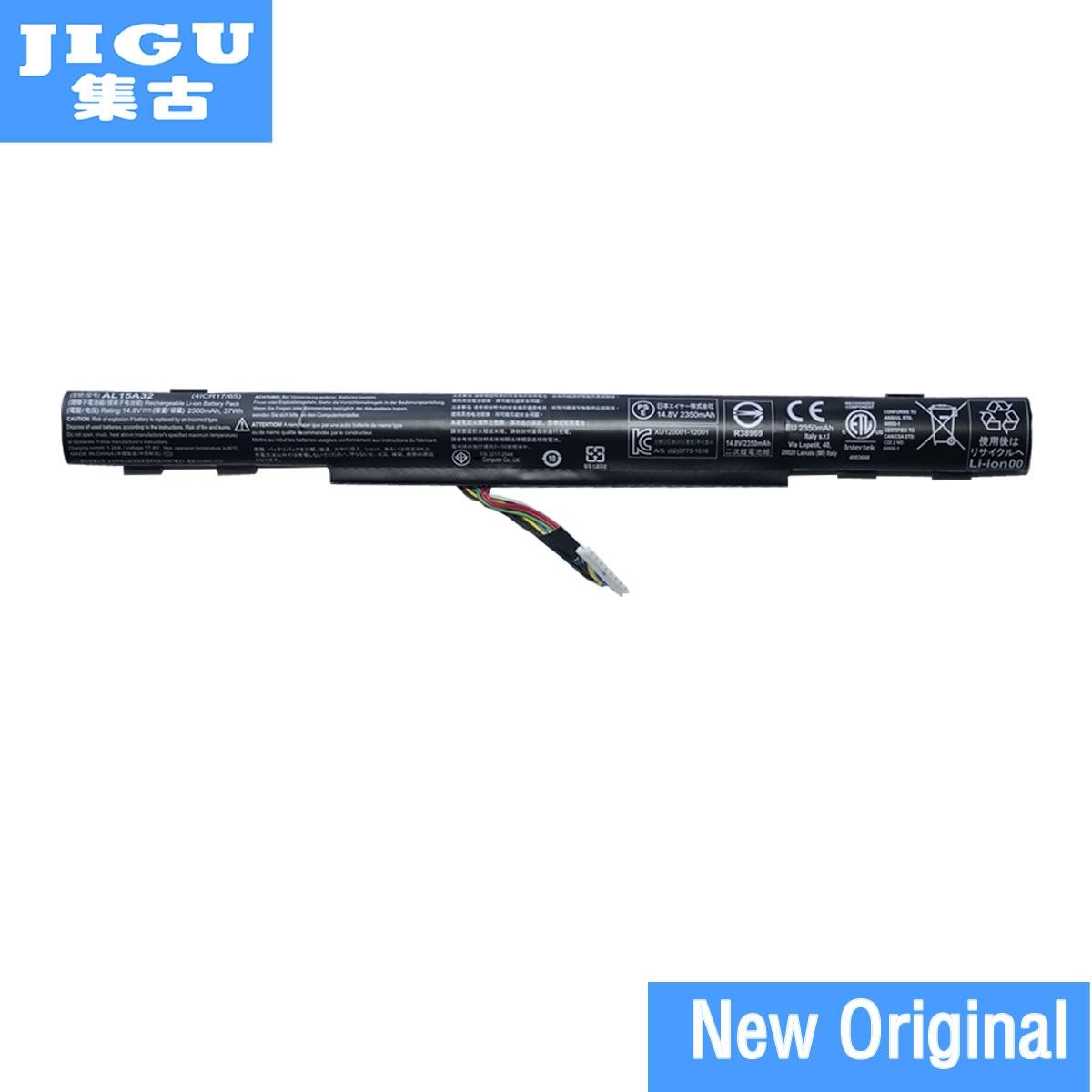 JIGU AL15A32 الأصلي بطارية كمبيوتر محمول لشركة أيسر أسباير أسباير E5-422 E5-472G E5-473 E5-473G E5-522 E5-532 E5-573G E5-553G V3-574G