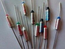 50 stücke Microtemp Thermosicherung 157 grad Cutoff 250 V 10A SF152E