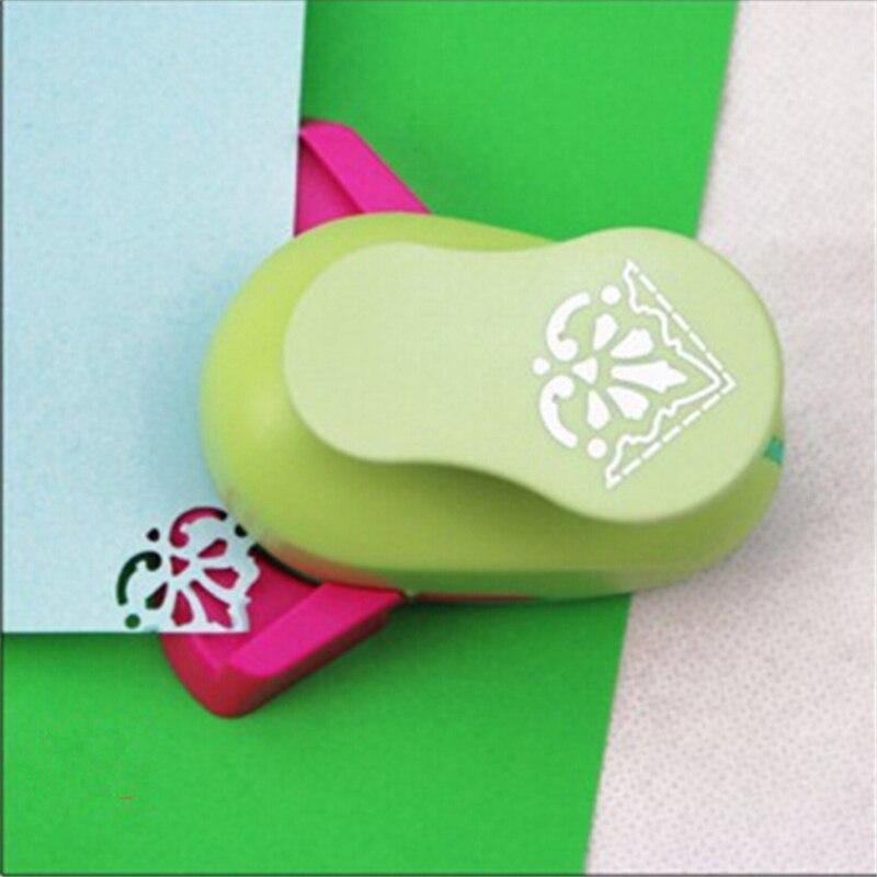 Nuevo punzón de esquina de nivel diy artesanal perforadora de agujero de álbum de recortes cortador de papel perforador de agujero cortador de papel S3000
