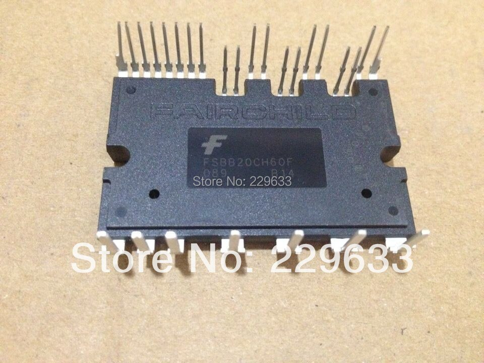 شحن مجاني 5 قطعة/الوحدة في الأسهم FSBB20CH60F FSBB20CH60 جديد