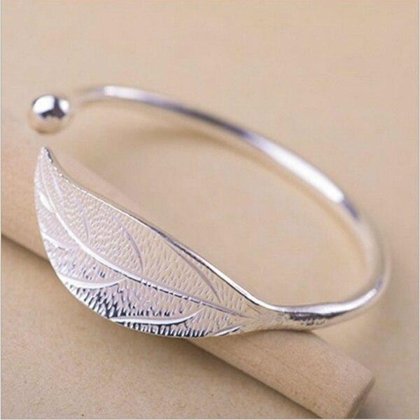 Pulseira de penas, bracelete para mulheres com pincel simples ajustável, pulseira para presente