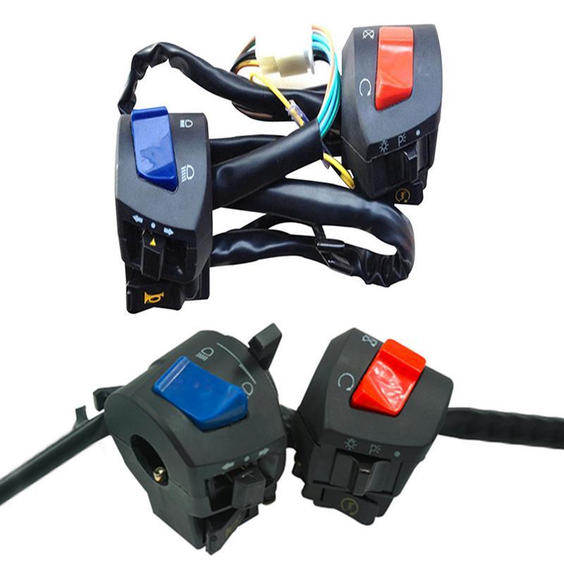 Conjunto de interruptor de bloqueo de ignición de motocicleta de 3 pines con teclas para YAMAHA DT 125 R/TZR 250/XT 350/XT 600
