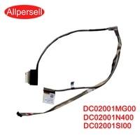 Laptop Lcd screen kabel fur Dell 15R 3521 3537 5535 5537 5547 5548 5557 5558 5559 DC02001MG00 DC02001N400 DC02001SI00 Flex kabel