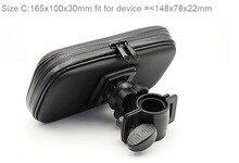 Bicycle Bike Mobile Phone Holder Waterproof Touch Screen Case Bag For  LG Optimus G Pro/G Pro 2/G Pro Lite/G Flex2/G4/G Vista