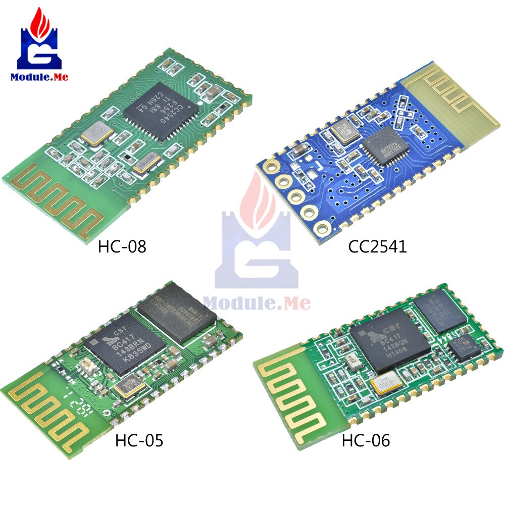 HC-05/HC-06/HC-08/JDY-31 CC2540 CC2541 Bluetooth V3.0/V4.0 Беспроводной RF модуль приемопередатчика Серийный RS232 TTL для UART для Arduino